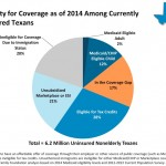 Legislative Challenge: <p>Finding a Way to Cover the Uninsured in Texas
