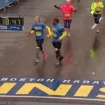 Rebekah Strong!  Houstonian Returns to Boston Marathon on New Leg and With Great Network of Support