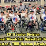 Go Hotwheels: Houston Wheelchair Basketball Team Brings Home a Championship