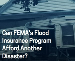 PBS Frontline investigates trouble in flood insurance program.